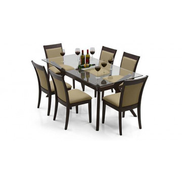 Dalla 6 Seater Dining Table...