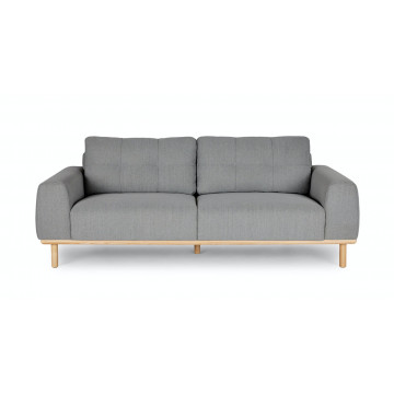Mea 2-seater fabric sofa